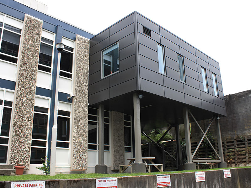 New Plymouth Courthouse Southcoast Construction